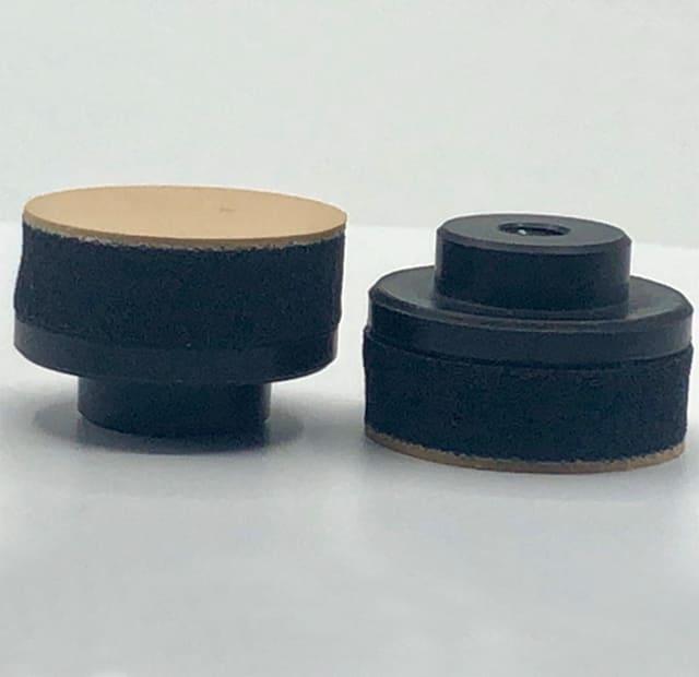 Toolsystem-suporte-abrasivo-35-32mm-rosca-macho-rubber-bege-2