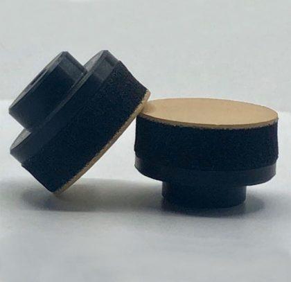 Toolsystem-suporte-abrasivo-35-32mm-rosca-macho-rubber-bege
