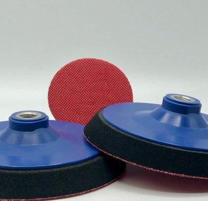 Suportes para Boinas de Polimento com Rosca M14